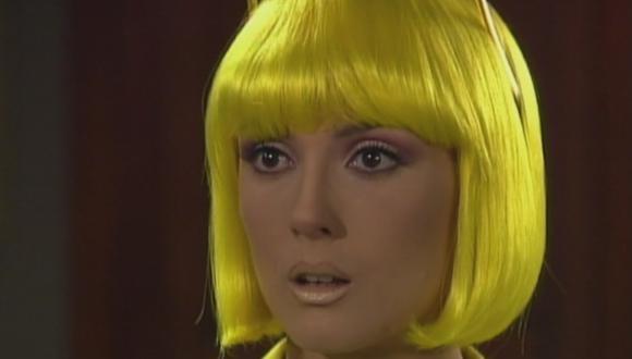 """Nora Salinas obtuvo el premio """"Diosa de Plata"""" como Actriz Revelación y Mejor Actriz (Foto: Televisa)"""