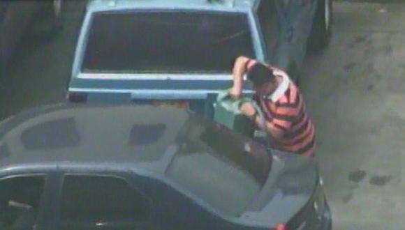 PNP removió a 15 policías de la Dircote por robo de gasolina