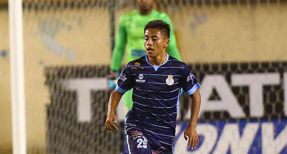 Alexander Lecaros se convirtió en el flamante fichaje del Botafogo de Brasil. Sin embargo, el jovencito de 20 años no fue parte de la selección peruana Sub 23 de Nolberto Solano. (Foto: GEC)