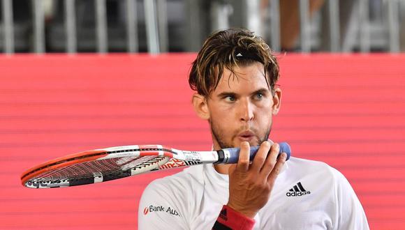 El austriaco Dominic Thiem consiguió el primer Grand Slam de su carrera en el US Open 2020. (Foto: AFP)