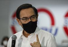 JNE deja al voto apelación de Martín Vizcarra por exclusión a su candidatura al Congreso