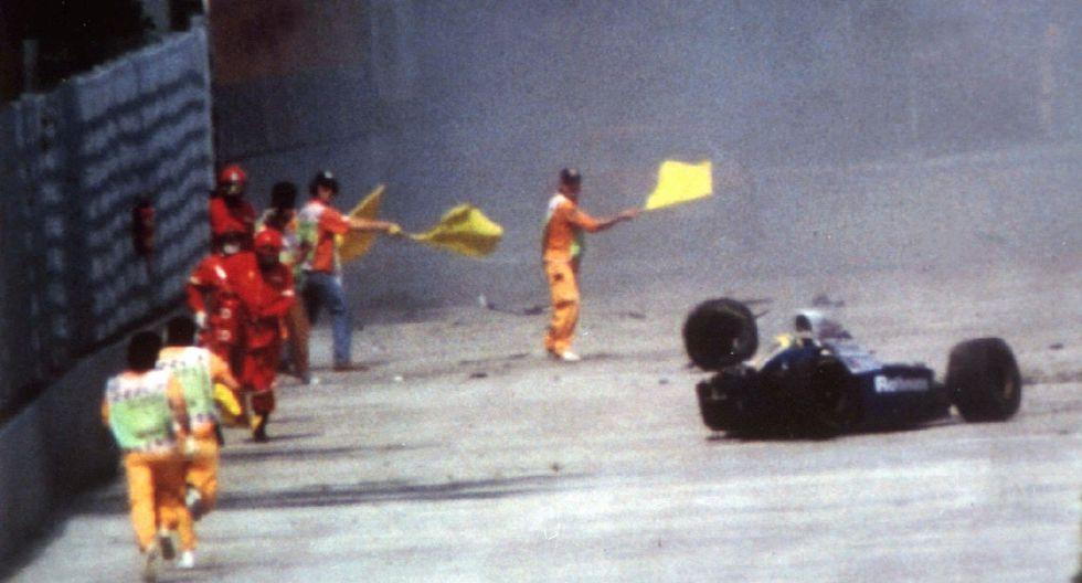 Ayrton Senna, las imágenes que recuerdan al mito brasileño - 5