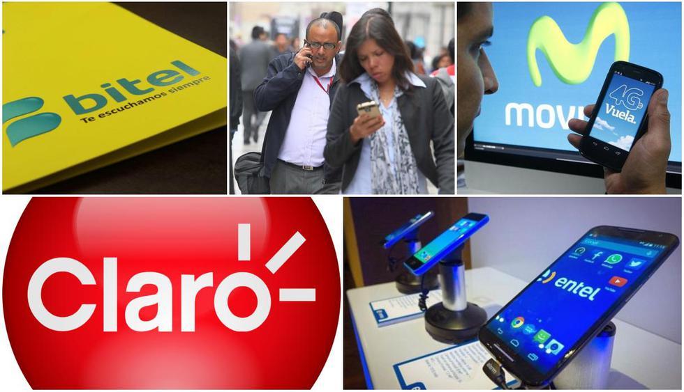 La guerra por bajar precios hace que el Arpu (gasto por usuario) sea muy bajo. Mira en la galería la radiografía del mercado móvil durante el 2018.