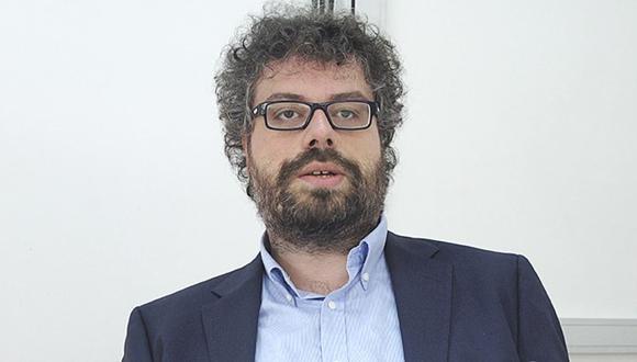 Sergio del Molino.