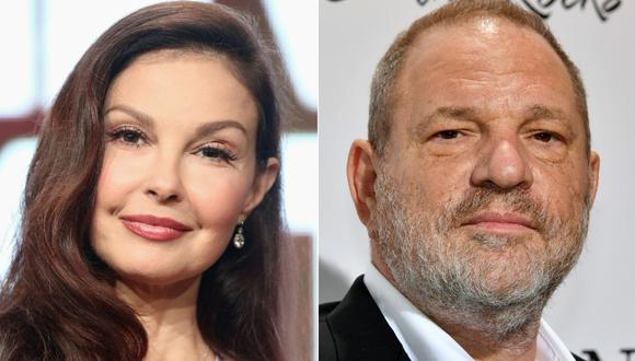 La actriz Ashley Judd asegura que fue acosada sexualmente en 1996 por Harvey Weinstein, entonces un poderoso productor de Hollywood. (Foto: AFP/Frederick M. Brown/Yann Coatsaliou)