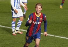 Barcelona, sin Messi, avanzó a la final de la Supercopa de España