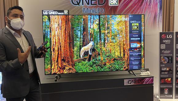 Conoce todos los detalles de los lanzamiento de LG en el apartado de televisores y audio. (Foto: MAG)