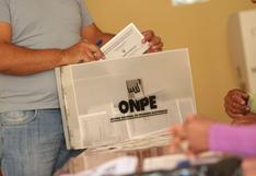 Elecciones 2021: justificaciones para no ser miembro de mesa podrán tramitarse hasta el 5 de junio