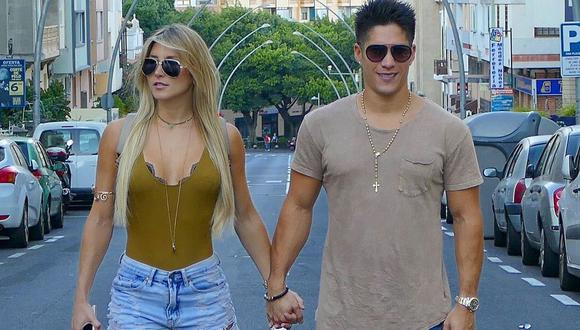 Chyno Miranda y su esposa Natasha Araos siguen juntos. (Foto: @chynomiranda).