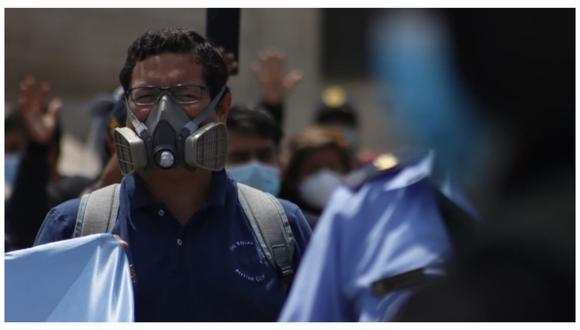 En caso el presidente Sagasti no escuche los reclamos, los referidos alcaldes marcharán contra el Ejecutivo el próximo 13 de mayo en Lima. (Foto: GEC/ Referencial)