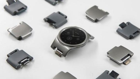 Blocks, el primer smartwatch modular