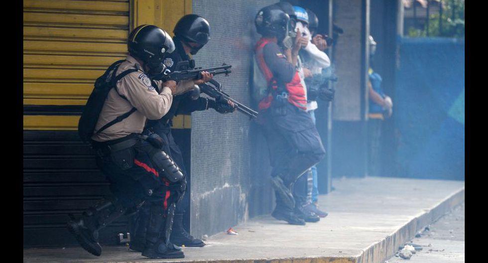 Venezuela: Las fotos más impactantes de la brutal represión - 48