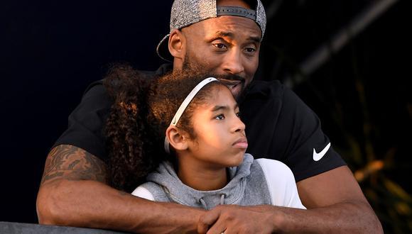 El mundo del deporte profesional estadounidense se encuentra devastado tras el fallecimiento de Kobe Bryant y su hija Gianna. (AFP)
