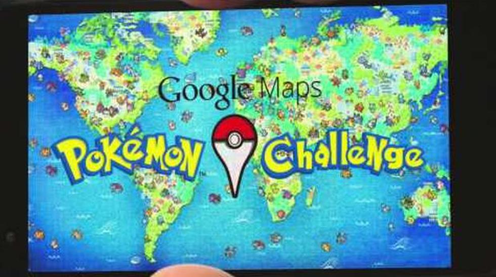 Google Maps: ¿la app predijo la existencia de Pokémon Go? - 1