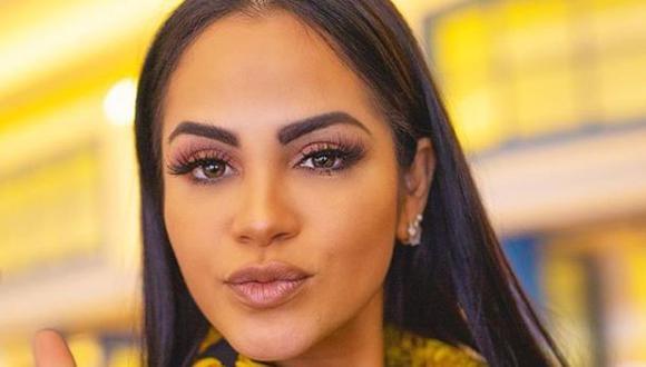 Natti Natasha asistió a la última gala de los premios Lo Nuestro.