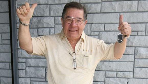 Efraín Aguilar se encuentra alejado de la televisión. Está dedicado a la docencia. (Foto: El Comercio)