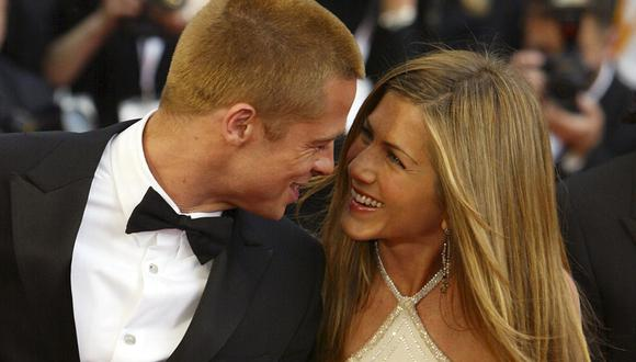 Brad Pitt y Jennifer Aniston, ¿cómo se conocieron? Esta es su historia de amor que duró siete años (Foto: E!)