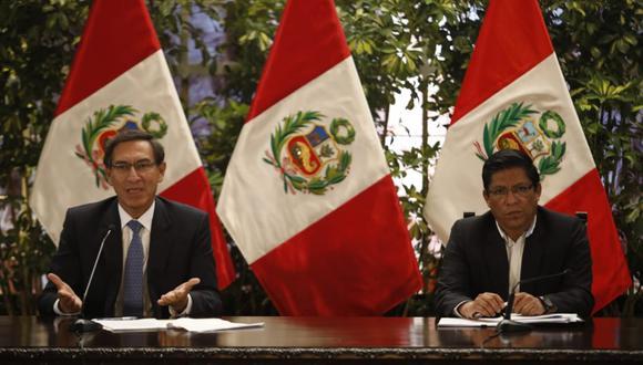 El Perú con Martín Vizcarra se anticipó en buena medida a lo que otros países de la región están haciendo contra el coronavirus. (Foto: José Rojas Bashe/ GEC)