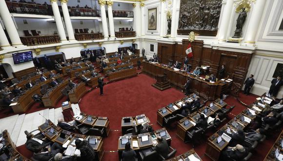 Congreso comenzaría funciones la próxima semana. (Foto: El Comercio)