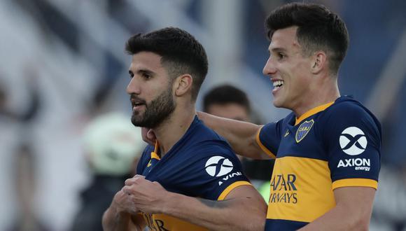 Boca Juniors medirá fuerzas con Lanús por la Superliga Argentina. Conoce los horarios y canales de todos los partidos de hoy, jueves 31 de octubre. (AFP)