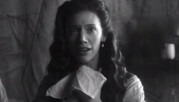"""Perdita se convirtió en el fantasma del ático en """"The Haunting of Bly Manor"""" (Foto: Netflix)"""
