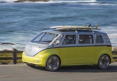 Volkswagen Microbus: la Kombi eléctrica llegará pronto a producción   FOTOS