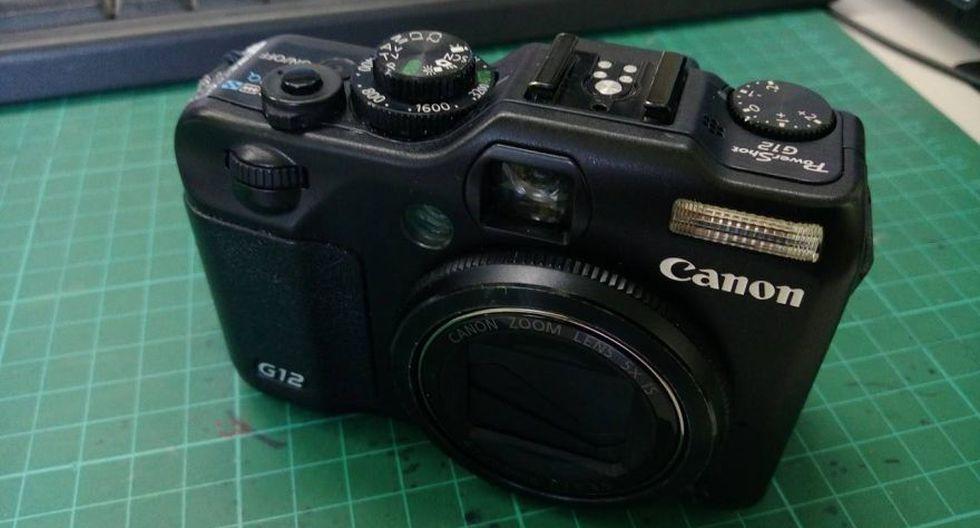 La cámara tenía este tipo de fotos. Así lucía el protecor. (Facebook)