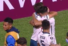 Unión La Calera vs. Vélez: gol de Agustín Bouzat para el 1-0 del 'Fortín' en Chile | VIDEO