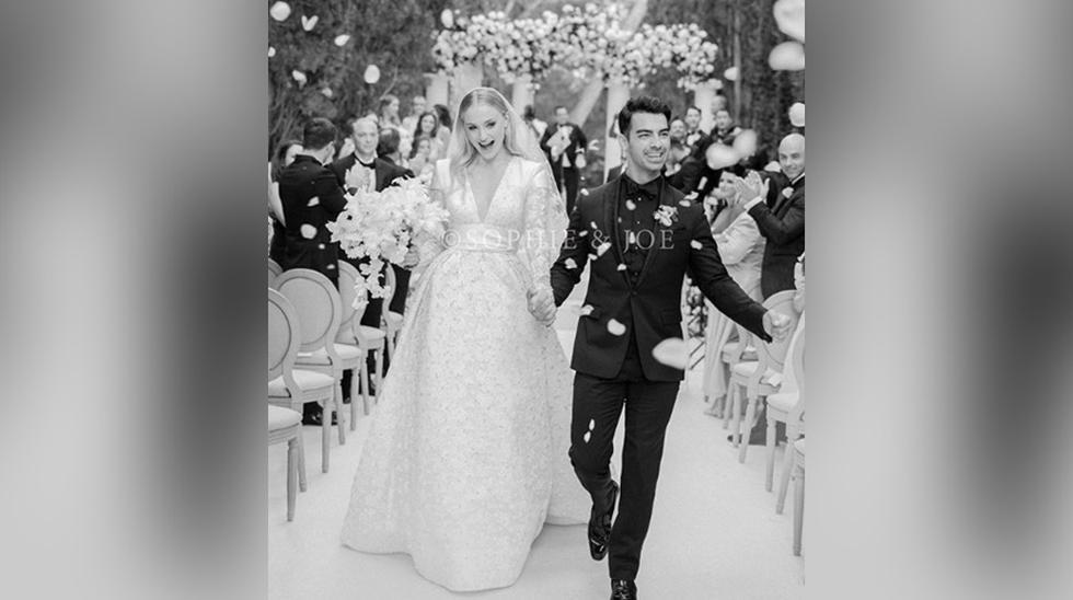 Joe Jonas y Sophie Turner. (Foto: Instagram)