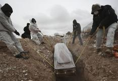 México registra 111 muertes por coronavirus en un día y el total llega a 212.339