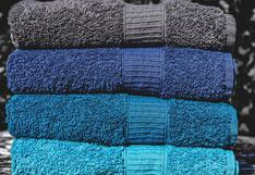 Cuatro trucos caseros para eliminar el mal olor de las toallas