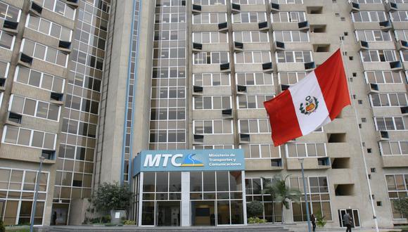 El MTC habilitó plataforma para que el público pueda acceder al servicio de Atención al Ciudadano y Gestión Documental. (Foto: Andina)