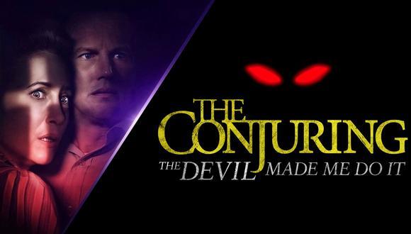 """El tráiler de """"El Conjuro 3: El diablo me obligó a hacerlo"""" muestra que los Warren estarán en más peligro que nunca. Foto: Warner Bros."""
