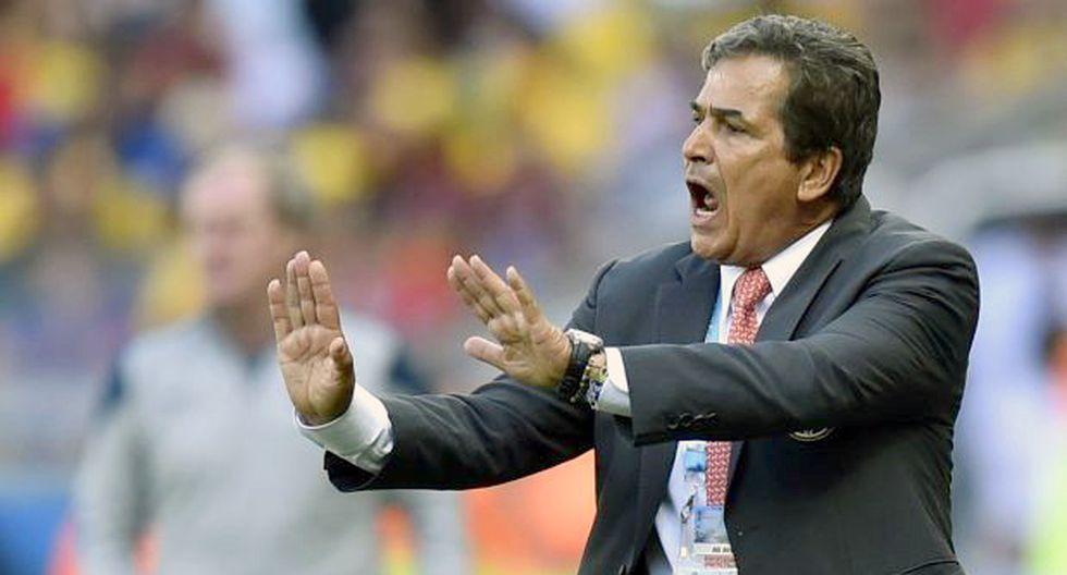 """Jorge Luis Pinto: """"La actitud es más importante que el talento"""""""