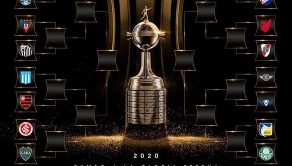 Copa Libertadores 2020: conoce a los clasificados a los cuartos de final del torneo.