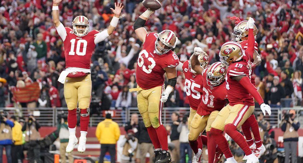 San Francisco 49ers. El equipo tiene un valor aproximado total de US$ 188'155,675 millones. (Foto: Reuters)