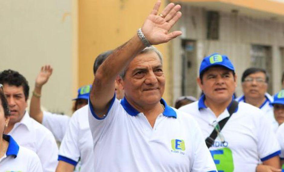 """Elidio Espinoza: """"Que el pueblo califique mi gestión"""""""