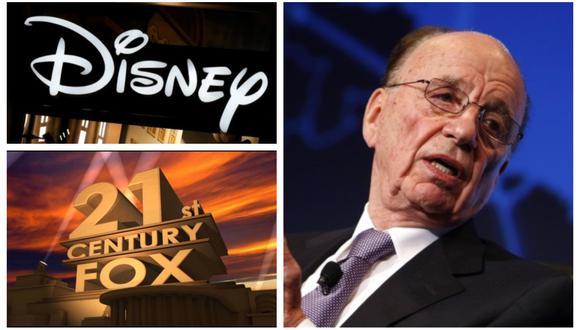 La escisión del martes de Fox Corp. y la posterior adquisición de 21st Century Fox por parte de Disney marca un cambio significativo en la estructura de la fortuna Murdoch (Foto: Reuters)