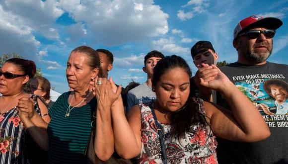Diez personas perdieron la vida el domingo, entre ellos el atacante y su hermana. (Foto: GETTY IMAGES, vía BBC Mundo).