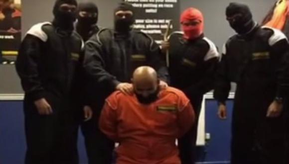 Estado Islámico: La parodia que ha indignado a Londres [VIDEO]