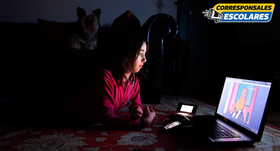 El acoso cibernético ha incrementado desde las clases virtuales en niños y adolescentes. (Foto: Andina)