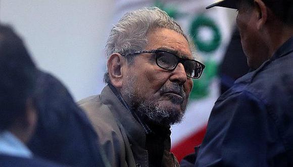 Abimael Guzmán murió en su celda de la Base Naval el pasado 11 de septiembre a la edad de 86 años | Foto: Archivo El Comercio