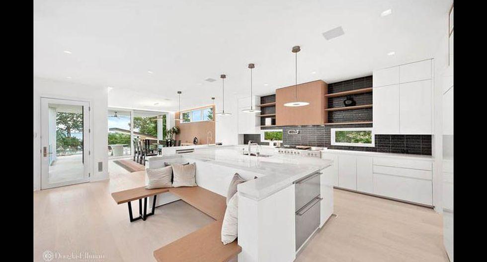 En el interior, los elegantes ambientes fueron diseñados por Stedila Design.  (Foto: Realtor)