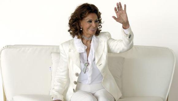 Sophia Loren, el mito erótico del cine europeo cumple 80 años
