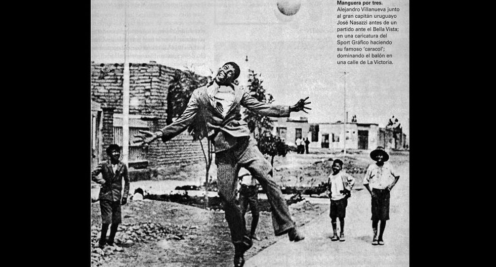 Villanueva, el ídolo de Alianza Lima que falleció hace 70 años