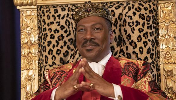 Secuela de la recordada comedia por John Landis. Eddie Murphy vuelve a interpretar a Akeem, ahora rey de la nación de Zamunda, en un nuevo viaje a los Estados Unidos. (Foto: Amazon)