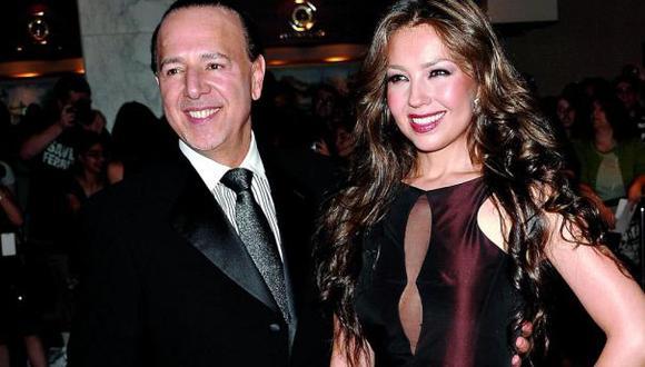 Thalía manda cariñoso saludo a Tommy y acaba rumores de ruptura