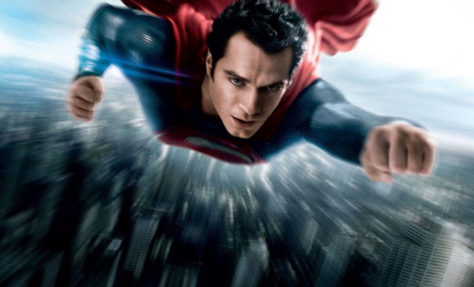 "Henry Cavill como Superman en ""Man of Steel"" de2013. (Video: YouTube)"