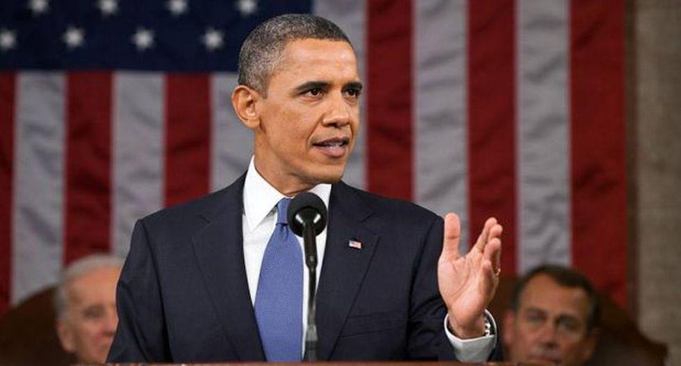 Obama trasmitirá discurso del Estado de la Unión en YouTube