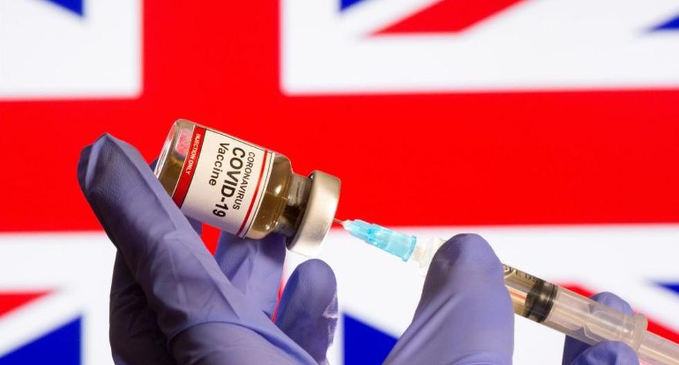 El Reino Unido aprobó la distribución masiva de la vacuna contra el coronavirus COVID-19 de Pfizer y BioNTech. (Foto: Dado Ruvic/Reuters)